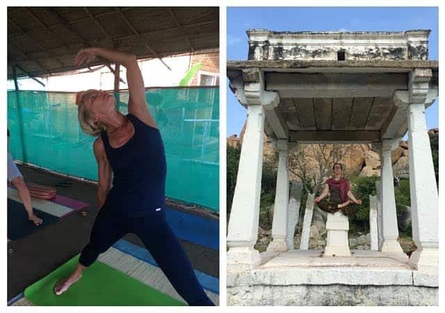Åk på Yogaretreat till Indien med Lou.