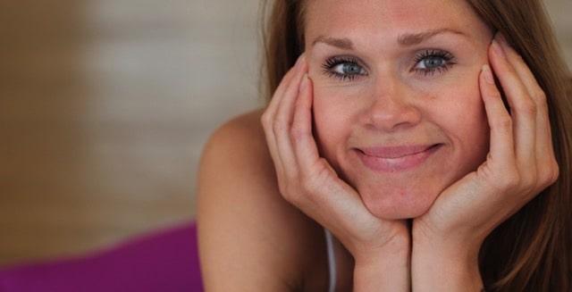 Yogaläraren Caroline M. Smith