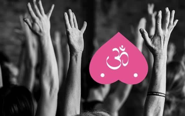 Yogamarathon mot bröstcancer