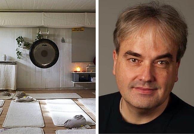 Göran Boll är grundare av MediYoga och driver MediYoga Institutet i Stockholm